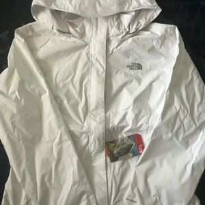 The North Face Rain Jacket (women's)